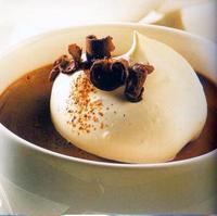Recette de cappuccino au chocolat